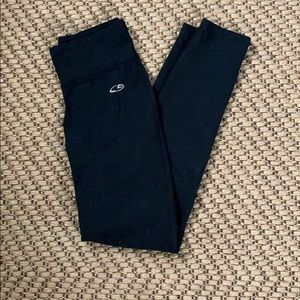 Black Champion leggings